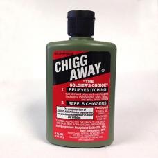 チグアウェイ/CHIGG AWAY 虫刺され&虫除けクリーム かゆみと虫よけに 118ml(4oz)