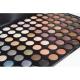 コースタルセンツの 大特価化粧パレット マット/サテン系  「88色 クラシックワームパレット  プロ使用 アイシャドー 」