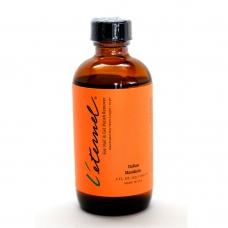 レターナル ソイ ネイル&ジェルポリッシュ リムーバー 大豆ベース除光液 イタリアン マンダリン 4オンス(118ml)
