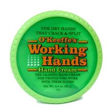 オキーフス ワーキング ハンドクリーム 乾燥した手に 96g