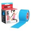 ロックテープ/Rock Tape(ブルー)5センチ×5メートル スポーツ・運動にサポートテーピング